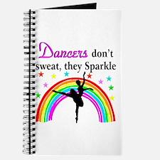 SPARKLING DANCER Journal