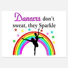 SPARKLING DANCER Invitations