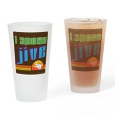 jive.png Drinking Glass