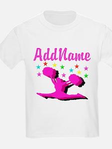 CHEERLEADING STAR T-Shirt