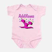 CHEERLEADING STAR Infant Bodysuit