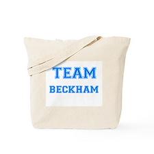 TEAM BECKHAM Tote Bag