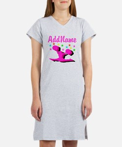 CHEERLEADING STAR Women's Nightshirt