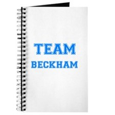 TEAM BECKHAM Journal