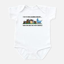 G'ma Babysists (B) Infant Bodysuit