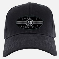 65th Aged To Perfection Baseball Hat