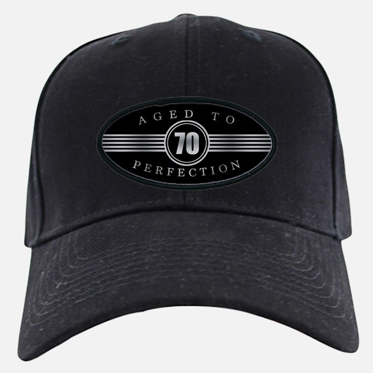 70th Aged To Perfection Baseball Hat