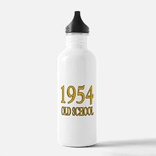 1954 Old School Water Bottle