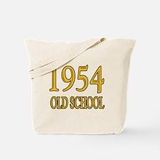 1954 Old School Tote Bag