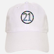 21st Birthday Shirt Baseball Baseball Cap