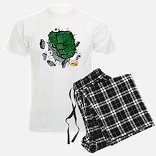 Hulk Fist Pajamas