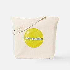 Volley Ballin Tote Bag