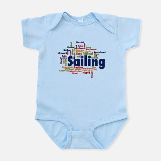 Sailing Body Suit