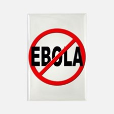 Stop Ebola Rectangle Magnet (10 pack)
