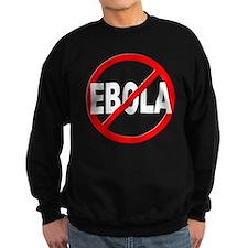 Stop Ebola Sweatshirt
