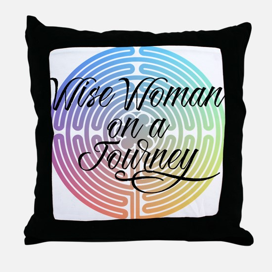Cute Wisdom Throw Pillow