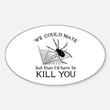 We Could Mate Decal