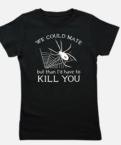 We Could Mate Girl's Tee
