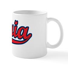 Retro Liberia Mug