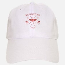Mosquitoes Suck Baseball Baseball Cap