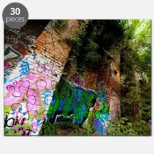 Graffiti Forest Puzzle