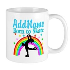 GRACEFUL SKATER Small Mug