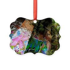 Graffiti Forest Ornament