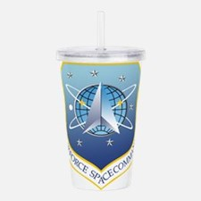 Air Force Space Comman Acrylic Double-wall Tumbler