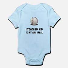Hit And Steal Baseball Body Suit