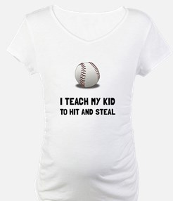 Hit And Steal Baseball Shirt