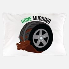 Gone Mudding Pillow Case