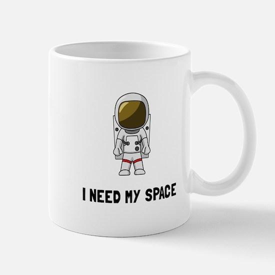 Need My Space Mugs