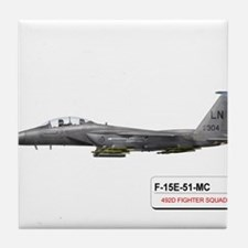 f-15_libya_down Tile Coaster