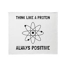 Proton Always Positive Throw Blanket