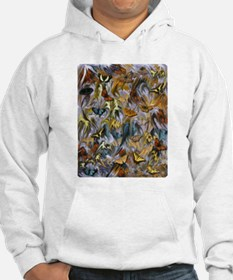 BUTTERFLY ILLUSION PANEL Hoodie