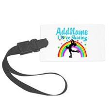 SKATING CHAMPION Luggage Tag