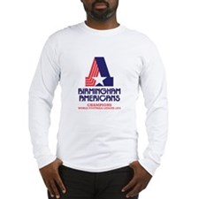 Birmingham Americans Long Sleeve T-Shirt