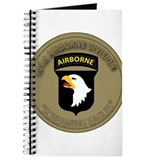 101st airborne Journals & Spiral Notebooks