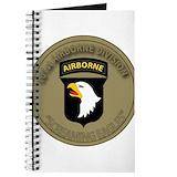 101st airborne Journals & Spiral Notebooks