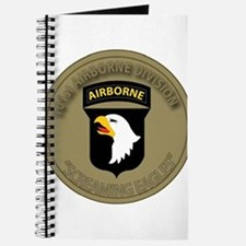101st airborne screaming eagles Journal