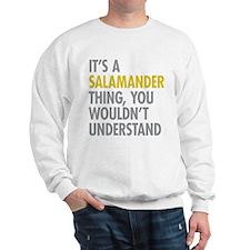 Its A Salamander Thing Jumper