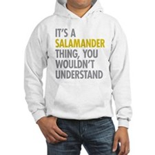 Its A Salamander Thing Jumper Hoody