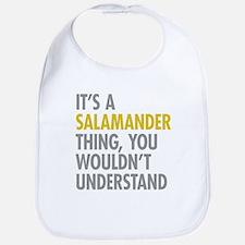 Its A Salamander Thing Bib
