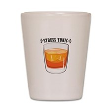 Stress Tonic Shot Glass