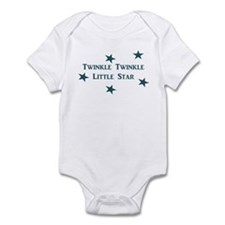 Twinkle Twinkle Little Star Onesie Body Suit