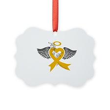 Unique Cancer Ornament