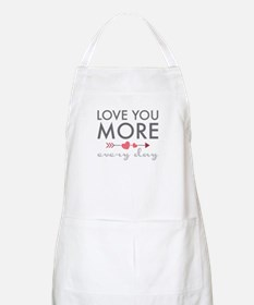 Love You Everyday Apron