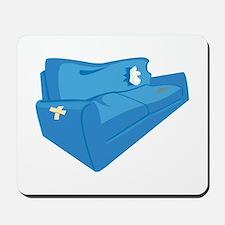 Old Sofa Mousepad