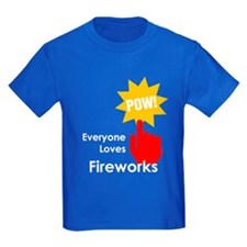 Everyone Loves Fireworks T