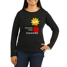 Everyone Loves Fireworks T-Shirt